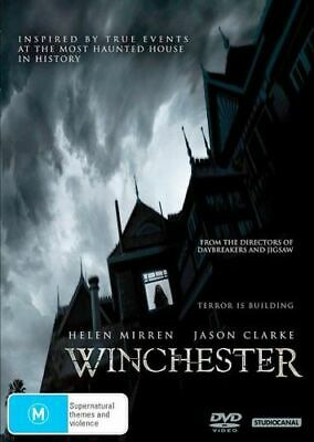 NEW Winchester DVD Free Shipping