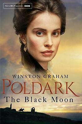 The Black Moon: A Poldark Novel 5 by Winston Graham Paperback Book Free Shipping