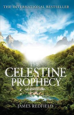 The Celestine Prophecy: An Adventure by James Redfield Paperback Book Free Shipp