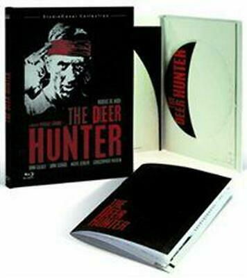 Deer Hunter - Blu-ray Region B Free Shipping!