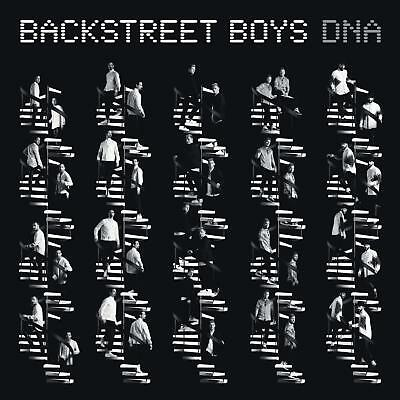 BACKSTREET BOYS  DNA (Album 2019)  CD   NEU & OVP 25.01.2019