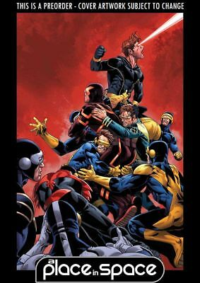 (Wk04) Uncanny X-Men, Vol. 5 Annual #1A - Preorder 23Rd Jan