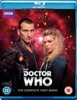 Doctor Who: The Complete First Series - Blu-ray Region A Free Shipping!