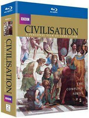 Civilisation: The Complete Series - Blu-ray Region A Free Shipping!