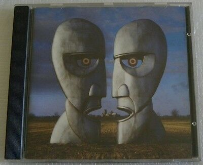 Pink Floyd The Division Bell Cd Dj Radio Sony Promotional Made In Brazil 1994