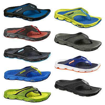 f6f8c1ba9f18 Salomon Rx Break Men s Outdoor Sandal Flip Toe post Flops Slippers Shoes