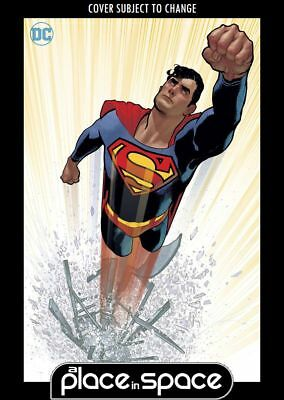 Superman, Vol. 5 #1B - Hughes Variant (Wk28)