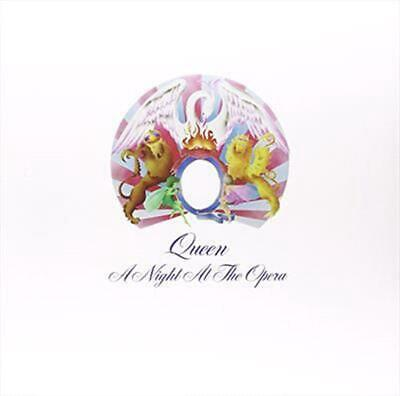 Night At the Opera - Queen LP Free Shipping!