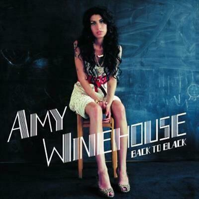 Back to Black - Winehouse,Amy LP Free Shipping!