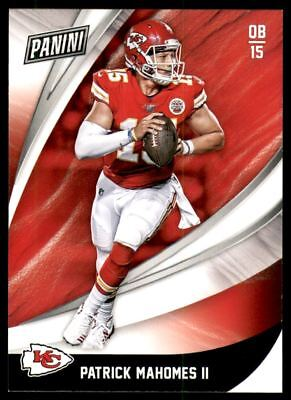 2018 Panini Black Friday #21 Patrick Mahomes II