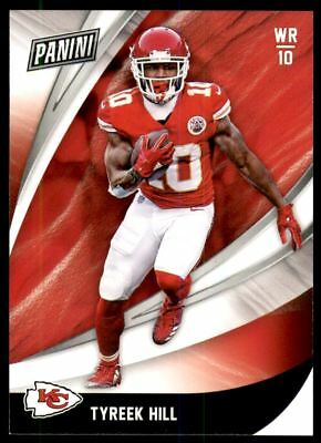 2018 Panini Black Friday #23 Tyreek Hill
