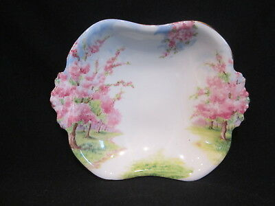 Royal Albert  - BLOSSOM TIME - Sweet Dish - Large Square