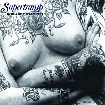 Indelibly Stamped - Supertramp Compact Disc Free Shipping!