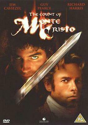 Count of Monte Cristo - DVD Region 2 Free Shipping!