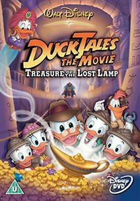 Ducktales: The Movie - Treasure of the Lost Lamp - DVD Region 2 Free Shipping!