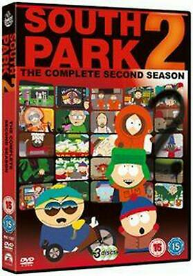 South Park: Series 2 - DVD Region 2 Free Shipping!