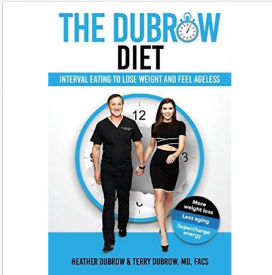 The Dubrow Diet: Interval Eating to Lose Weight and Feel (EB00K) 5 MIN DELVRY