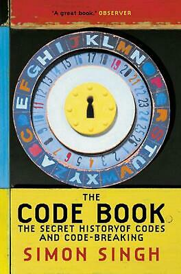 The Code Book: The Secret History of Codes and Code-Breaking by Simon Singh Pape