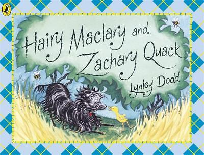 Hairy Maclary and Zachary Quack by Lynley Dodd (English) Paperback Book Free Shi