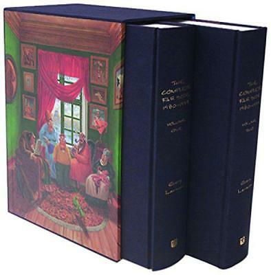 The Complete Far Side by Gary Larson, NEW Book, (Hardcover) FREE