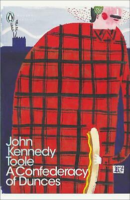 A Confederacy of Dunces by John Kennedy Toole Paperback Book Free Shipping!