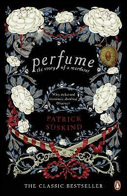 Perfume: The Story of a Murderer by Patrick Suskind (English) Paperback Book Fre