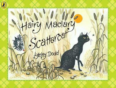 Hairy Maclary Scattercat by Lynley Dodd (English) Paperback Book Free Shipping!