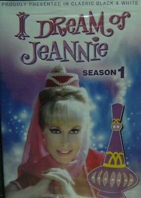 I DREAM of JEANNIE The COMPLETE FIRST SEASON 30 Episodes 3-Disc DVD Set SEALED