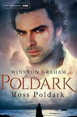 Ross Poldark by Winston Graham Paperback Book Free Shipping!