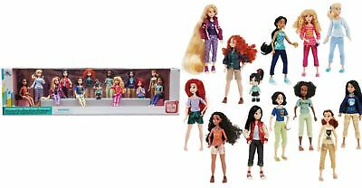 VANELLOPE with PRINCESSES~RALPH BREAKS THE INTERNET~Doll Set~NWT~Disney Store