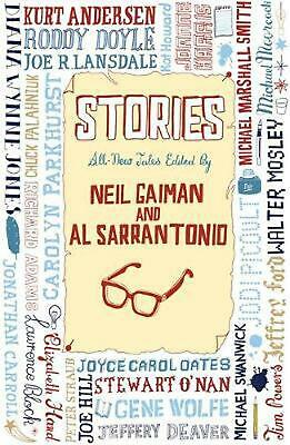 Stories: All New Tales by Al Sarrantonio (English) Paperback Book Free Shipping!