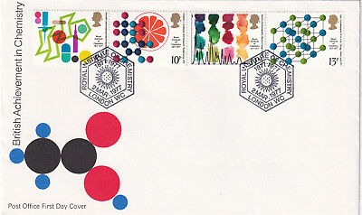 (22623) GB FDC Royal Institute of Chemistry London WC 2 March 1977