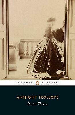 Doctor Thorne by Anthony Trollope (English) Paperback Book Free Shipping!