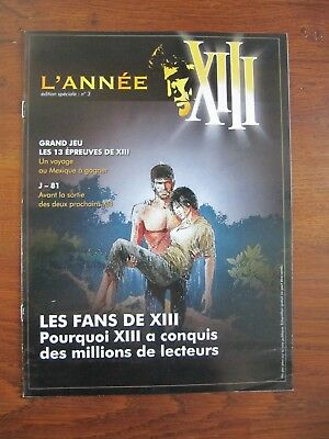 vance collector -- XIII -- l'année XIII 3 eo