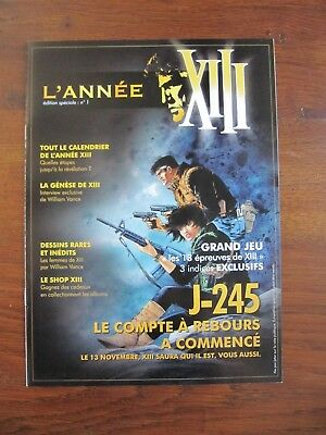 vance collector -- XIII -- l'année XIII 1 eo