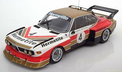 1:18 Minichamps BMW 3.5 CSL Group 5 Winner 6h Silverstone