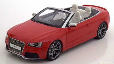 1:18 GT Spirit Audi RS5 Convertible 2012-2015 red Limited 300 pcs.