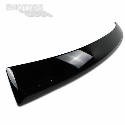 PAINTED For BMW 3 SERIES E36 4D SALOON A REAR ROOF SPOILER WING 325i 1991-1998