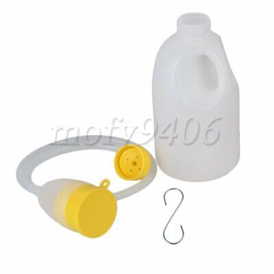 Portable Travel Camping or Road Trip Toilet Male 1700ml Male Urine Bottle Car