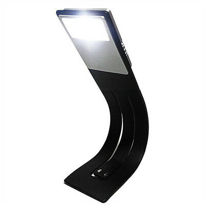 Flexible Rechargeable Clip & Lamp LED Reading Light For Amazon Kindle E-reader