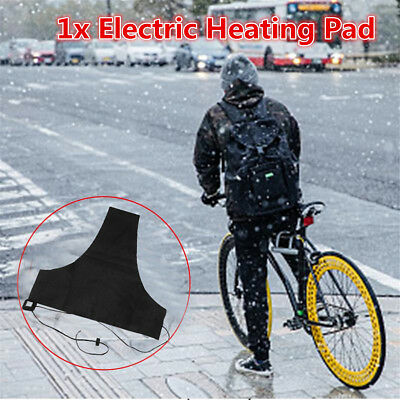 USB Electric Heated Vest Winter Heating Thermal Jacket Heater Motorcycle Outdoor