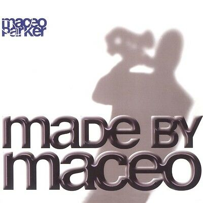 Maceo Parker ‎– Made By Maceo (VINYL) 180 Gramm Pressung - new