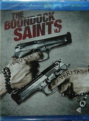 The BOONDOCK SAINTS(1999)Blu-ray Willem Dafoe Sean Patrick Flanery Norman Reedus