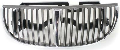 Grille Chrome Assembly For 95 97 Lincoln Town Car 75 95 Picclick