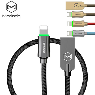 Mcdodo Lightning Quick Charger Fast Rapid Charging Data Sync Cord Cable iPhone