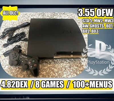JB PS3 REBUG Dex 4 84 Online Ready  - $150 00 | PicClick