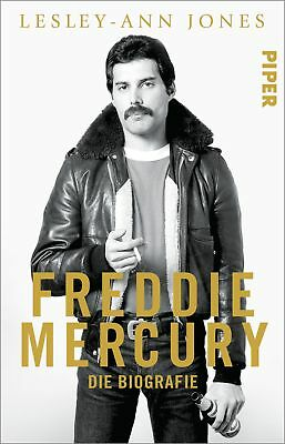 NEU Freddie Mercury Lesley-Ann Jones 312660