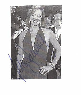 Allison Janney-signed photo - JSA COA - pose 4