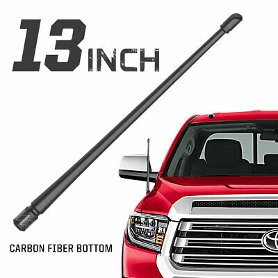 "Rydonair 13"" Radio Antenna Mast Short Replacement for Toyota Tundra 2014-2019"