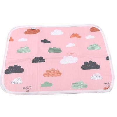 Baby Nappy Changing Mat Cover Cot Bedding Diaper Pad Toddler Infant LC